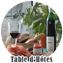 table dhotes